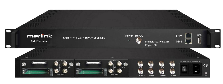 8 DVB-S2 Satellite Input DVB-T w/ CI Slot